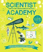 Cover-Bild zu Martin, Steve: Scientist Academy
