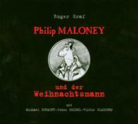 Cover-Bild zu Graf, Roger: Philip Maloney und der Weihnachtsmann / Der schräge Privatdetektiv Philip Maloney