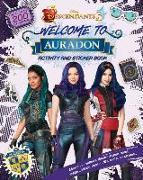 Cover-Bild zu WELCOME TO AURADON A DESCENDANTS 3 STICK von DISNEY BOOK GROUP