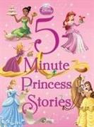 Cover-Bild zu 5-Minute Princess Stories von Disney Book Group
