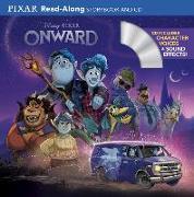 Cover-Bild zu Onward Read-Along Storybook and CD von Disney Book Group