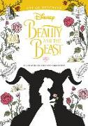 Cover-Bild zu Art of Coloring: Beauty and the Beast: 100 Images to Inspire Creativity von Disney Book Group