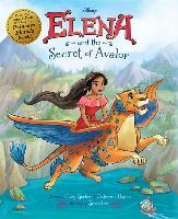 Cover-Bild zu Elena of Avalor Elena and the Secret of Avalor von Disney Book Group