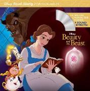 Cover-Bild zu Beauty and the Beast Read-Along Storybook and CD von Disney Book Group