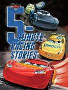 Cover-Bild zu 5-MIN RACING STORIES von Disney Book Group