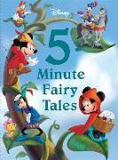 Cover-Bild zu Disney 5-Minute Fairy Tales von Disney Book Group