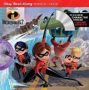 Cover-Bild zu Incredibles 2 Read-Along Storybook and CD (Read-Along Storybook & CD) von Disney Book Group