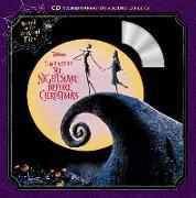 Cover-Bild zu Tim Burton's the Nightmare Before Christmas Book & CD von Disney Book Group
