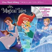 Cover-Bild zu Disney Princess Magical Tales Read-Along Storybook and CD Collection von Disney Book Group
