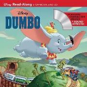 Cover-Bild zu Dumbo Read-Along Storybook and CD von Disney Book Group