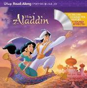 Cover-Bild zu Aladdin Read-Along Storybook and CD von Disney Book Group