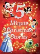 Cover-Bild zu Disney 5-Minute Christmas Stories von Disney Book Group