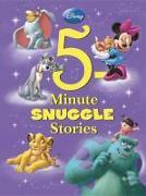 Cover-Bild zu Disney 5-Minute Snuggle Stories von Disney Book Group