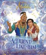 Cover-Bild zu Aladdin Live Action Genie Picture Book von Disney Book Group