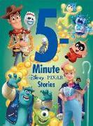Cover-Bild zu 5-Minute Disney*pixar Stories von Disney Book Group