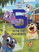 Cover-Bild zu 5MINUTE PUPPY DOG PALS STORIES von DISNEY BOOK GROUP
