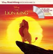 Cover-Bild zu The Lion King Read-Along Storybook and CD von Disney Book Group