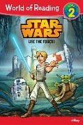 Cover-Bild zu World of Reading Star Wars: Use the Force!: Level 2 von Disney Book Group