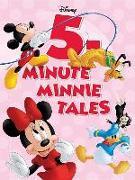 Cover-Bild zu 5-Minute Minnie Tales von Disney Book Group