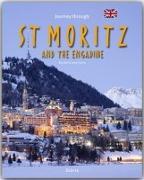 Cover-Bild zu Journey through St. Moritz and the Engadine - Reise durch St. Moritz und das Engadin