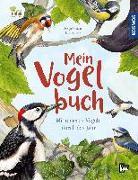 Cover-Bild zu Mein Vogelbuch von Ernsten, Svenja