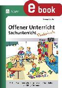 Cover-Bild zu Offener Unterricht Sachunterricht - praktisch 1-2 (eBook) von Ernsten, Svenja