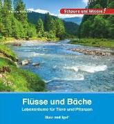Cover-Bild zu Flüsse und Bäche von Ernsten, Svenja
