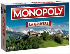 Cover-Bild zu Monopoly La Gruyère