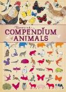 Cover-Bild zu Illustrated Compendium of Animals von Aladjidi, Virginie
