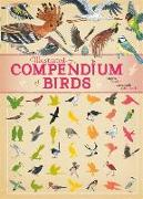 Cover-Bild zu Illustrated Compendium of Birds von Aladjidi, Virginie