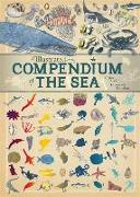 Cover-Bild zu Illustrated Compendium of the Sea von Aladjidi, Virginie