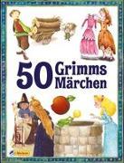 Cover-Bild zu Grimm, Brüder: 50 Grimms Märchen