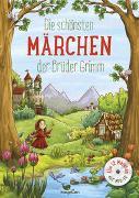 Cover-Bild zu Grimm, Jacob und Wilhelm: Die schönsten Märchen der Brüder Grimm, mit MP3-CD