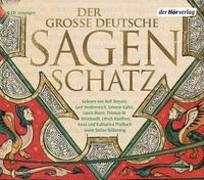 Cover-Bild zu Bechstein, Ludwig: Der große deutsche Sagenschatz