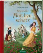 Cover-Bild zu Grimm, Gebrüder: Mein großer Märchenschatz