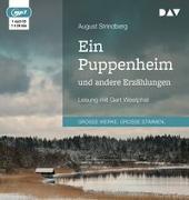 Cover-Bild zu Strindberg, August: Ein Puppenheim und andere Erzählungen