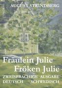 Cover-Bild zu Hansen, Michelle: Fräulein Julie / Fröken Julie