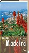 Cover-Bild zu Henss, Rita: Lesereise Madeira