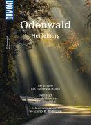 Cover-Bild zu Henss, Rita: DuMont BILDATLAS Odenwald, Heidelberg
