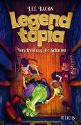 Cover-Bild zu Bacon, Lee: Legendtopia - Verschwörung der Schatten
