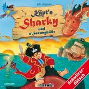 Cover-Bild zu Langreuter, Jutta: Käpt'n Sharky und s'Seeunghüür