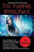 Cover-Bild zu Fantastic Stories Presents The Vampire Super Pack (eBook) von Stoker, Bram