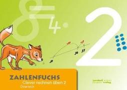 Cover-Bild zu Zahlenfuchs 2 (Ausgabe Österreich) von Auras, Thomas