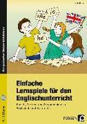 Cover-Bild zu Einfache Lernspiele für den Englischunterricht von Küfner, Gisela