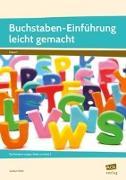 Cover-Bild zu Buchstaben-Einführung leicht gemacht von Weiß, Gudrun