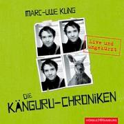 Cover-Bild zu Kling, Marc-Uwe: Die Känguru-Chroniken (Känguru 1)