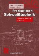 Cover-Bild zu Praxiswissen Schweißtechnik (eBook) von Fahrenwaldt, Hans J.
