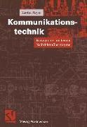 Cover-Bild zu Kommunikationstechnik (eBook) von Meyer, Martin