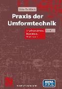 Cover-Bild zu Praxis der Umformtechnik (eBook) von Tschätsch, Heinz