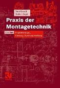 Cover-Bild zu Praxis der Montagetechnik (eBook) von Konold, Peter